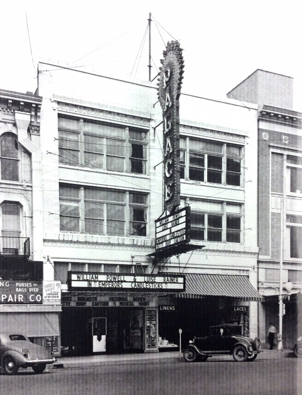 The Palace Theater, downtown, pre-Great Depression  | Drink up the history with The Barwalk, San Antonio TX