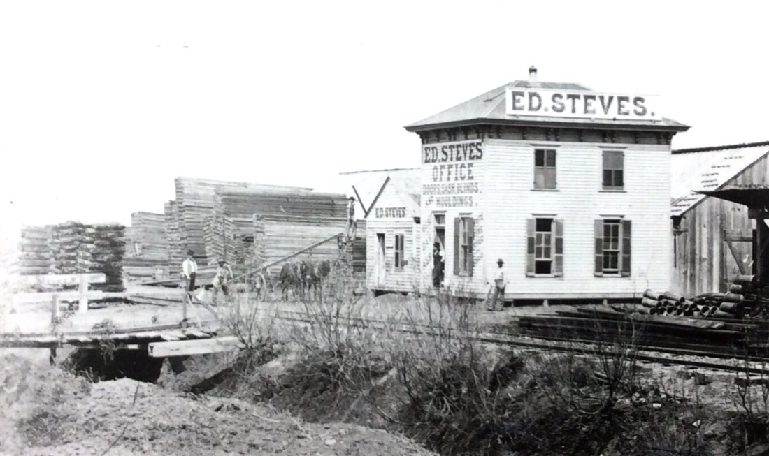 Humble Beginnings: German immigrant to San Antonio Edward Steves | Drink up the history with The Barwalk, San Antonio TX